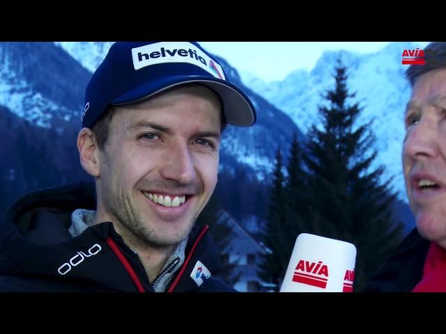 Simon Ammann in Planica
