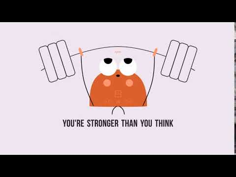 Strong Robot Facebook Ad Video Template