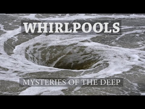 Whirpools: Mysteries Of Science And Nature