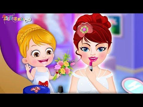 Baby Hazel Flower Girl 2 | Full Episode | ZigZag Kids HD