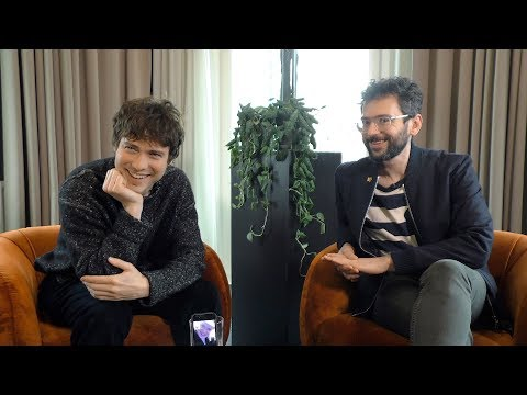 MGMT interview - Andrew and Ben (and Connan Mockasin)