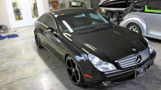 2006 Mercedes Benz CLS500 For Sale With 40k Miles