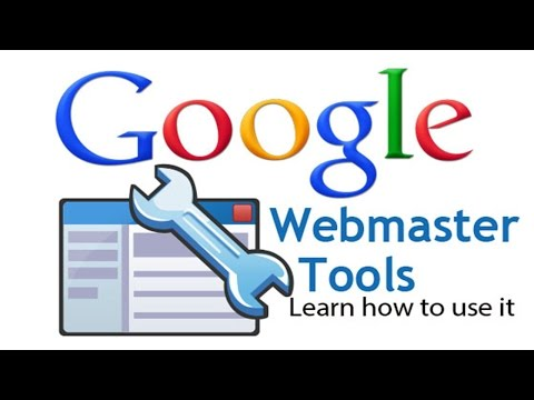 webmaster tools | webmaster tools tutorial | learn google webmaster tool | how to use webmaster tool