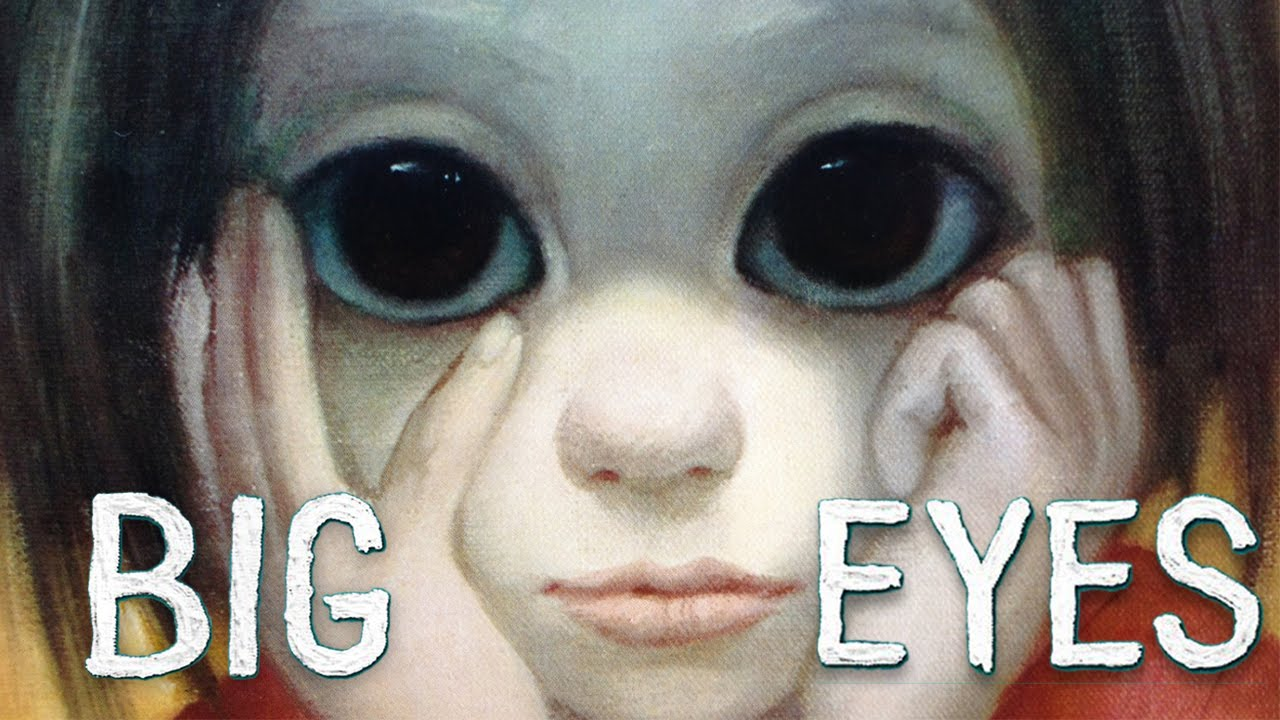 Big Eyes Movie Review YouTube
