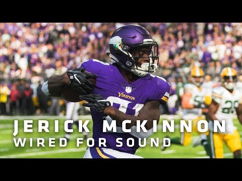Wired For Sound: Jerick McKinnon vs. Green Bay