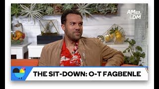 """""""The Handmaid's Tale"""" Star O-T Fagbenle Reacts To Thirsty Fan Tweets"""
