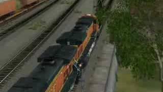 Microsoft Train Simulator 2 Gameplay