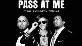 Timbaland - Pass At Me ft. Pitbull & David Guetta