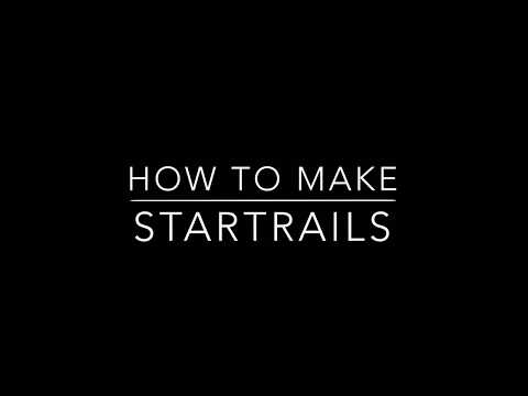 Startrails Photography Tutorial thumbnail