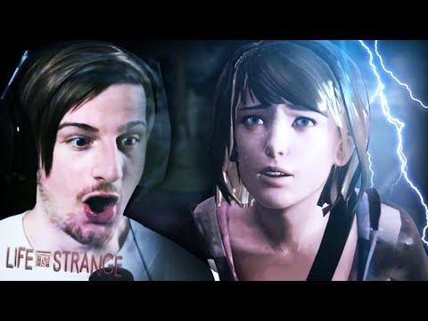 IT'S GONNA START US LIKE THIS!? || Life Is Strange (Part 1)