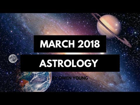 March 2018 - Month of LOVE & SPIRITUALITY. Ancient Astrology Predictions with Trifon & Astrolada