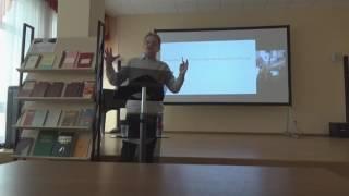 Публичная лекция В. Л. Дьячкова «Гражданская война в России: причины, этапы, уроки»