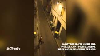 ATENTADO TERRORISTA PARIS SALA BATACLAN TEATRO MASACRE Y TIROTEO