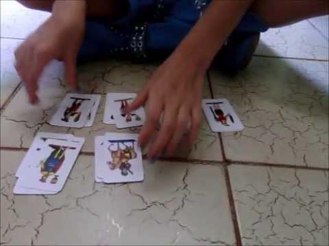 Trucco con le carte napoletane