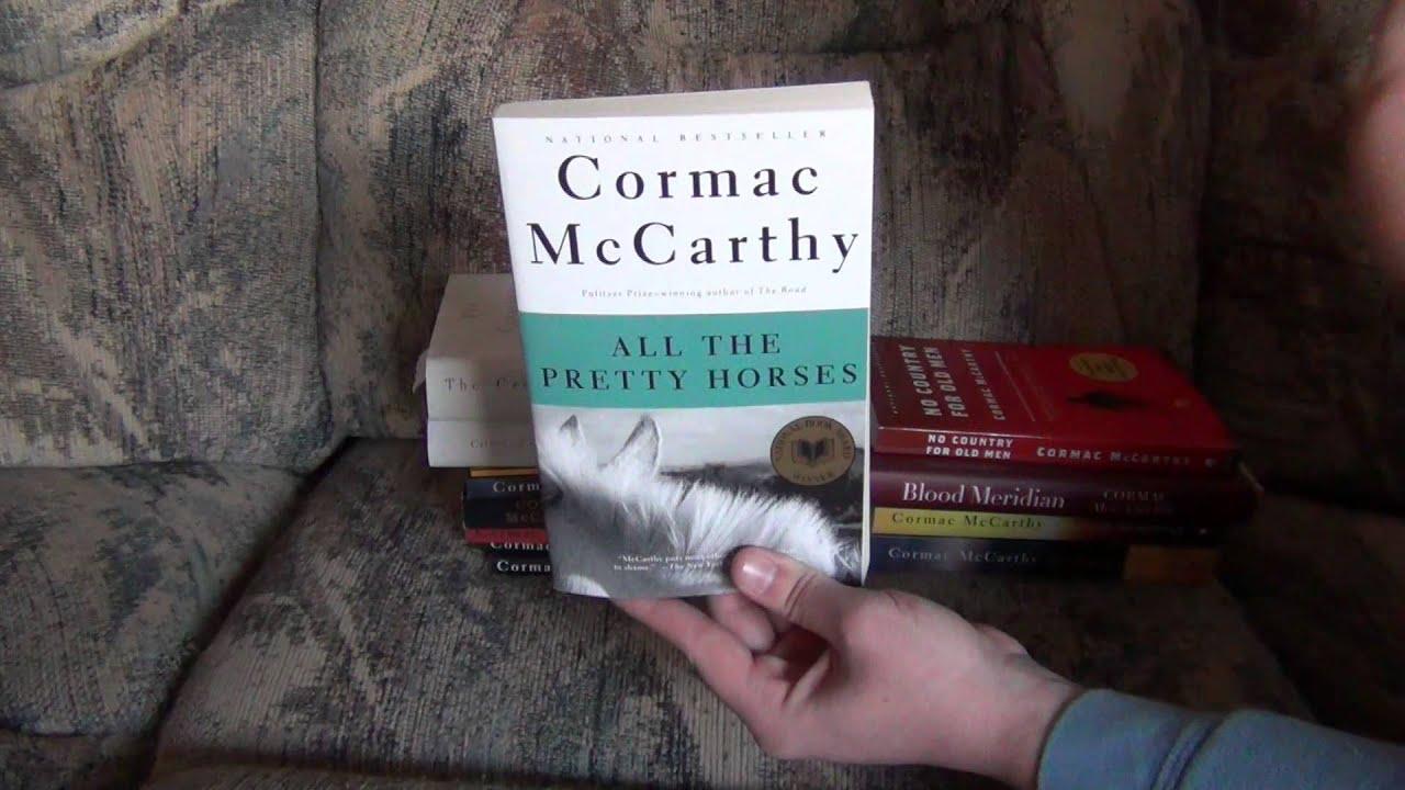 Cormac Mccarthy Books