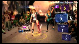 Dance Central - Disturbia Hard
