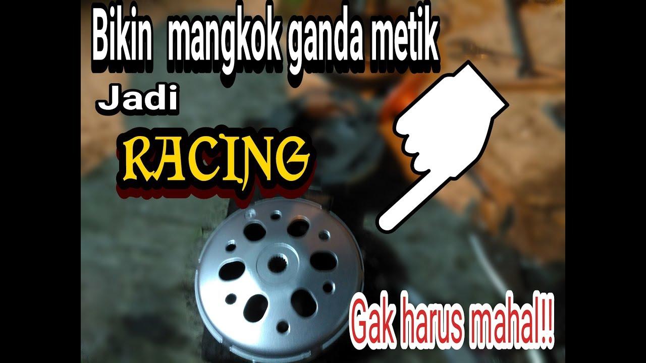 Mangkok Kopling Ganda Metik Good Byee Gregelgalak Tariakn Brubah Kampas Otomatis Beat Total Ori Bikin Racing