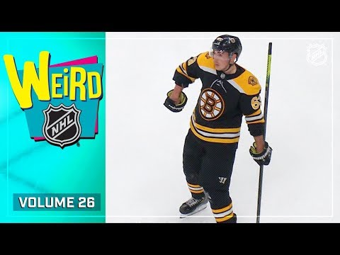 Weird NHL Vol. 26: March Madness!
