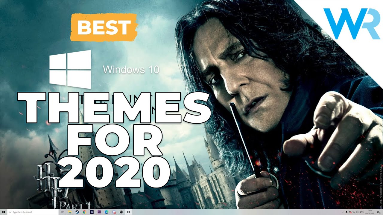 Download Best free Windows 10 themes to download in 2020