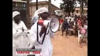 COLONIE DES VACANCES RDC CSDC