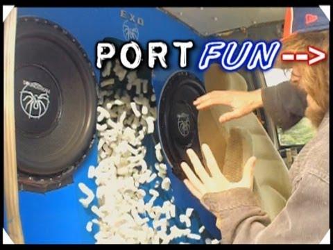Download Youtube: 10,000 Watt Sound System VS 1,000 Packing Peanuts - Car Audio Bass Tricks w/ Loud XXX 18