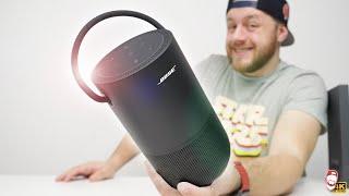 ???? Bose Portable Home Speaker vs. Sonos Move: přenosné chytré reproduktory! | WRTECH [4K]