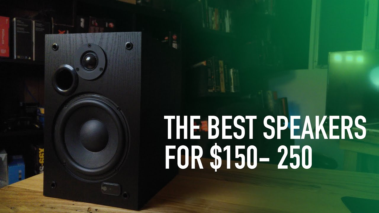 Buyers Guide The Best Speakers For Under 150