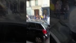 Prise d'otage a Paris 10em
