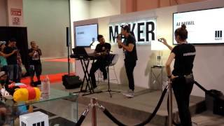"D23 2015 Nick Pitera and AJ Rafael ""A Whole New World"" Duet"