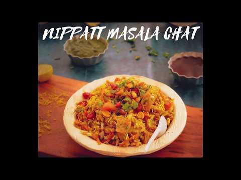 NIPPATTU MASALA CHAT / NIPPAT MASALA BHEL  RECIPE