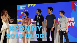[KCON NY 2019] Hanging with K-Pop Songwriters, East2West, and more!