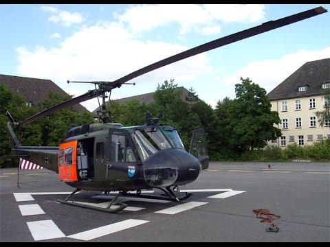 UH-1D Huey -