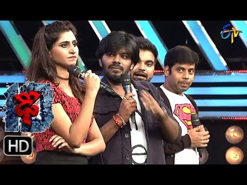Intro | Sudheer | Rashmi | Hemanth | Varshni | Dhee 10 | 16th August 2017| ETV Telugu