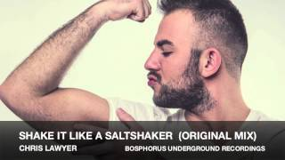 Chris Lawyer - Shake It Like A Saltshaker (Official Audio)