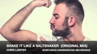 Chris Lawyer - Shake It Like A Saltshaker (Official Audio)
