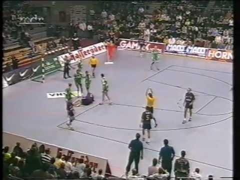 SC Magdeburg - FC Barcelona  1999 Finale Vereins-EM