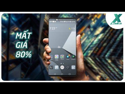 Lookback LG V30: vì sao mất giá tới 80% ?