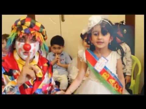 OleyArt  production  clip for kindergarten drew No 134