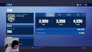 TOP CONSOLE PLAYER // 2700+ WINS // FORTNITE BATTLE ROYALE