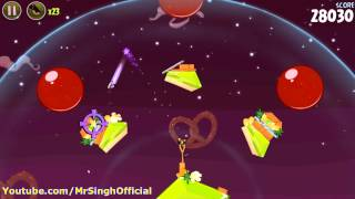 Angry Birds Space Utopia -4-4 Walkthrough Angry Birds Utopia 4-4 Angry Birds Space Utopia 4-4
