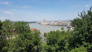 travel for 1 day trip from Vienna ( Wien ) Austria to Budapest Hungary
