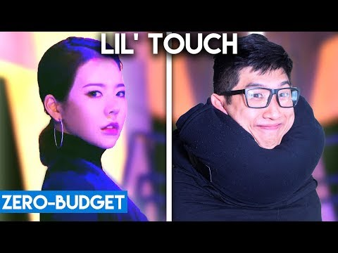 K-POP WITH ZERO BUDGET! (Girls Generation Oh!GG - Lil' Touch)