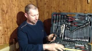 Набор инструмента JTC 156c