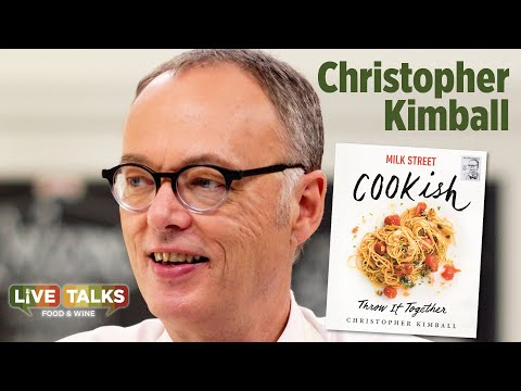 Christopher Kimball at Live Talks Los Angeles