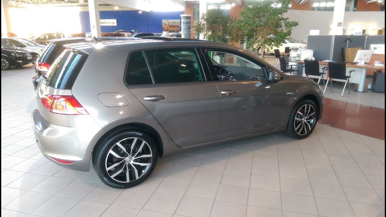 2015 vw golf 7 comfortline 1 4 tsi bmt youtube. Black Bedroom Furniture Sets. Home Design Ideas