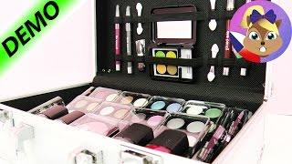 Kufr na  líčení pro děti? | Profesionální kufřík na make-up a styling | Recenze