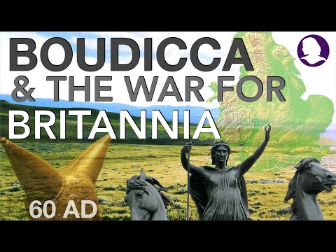Boudicca & The Great British Rebellion (60/61 AD) // History Documentary