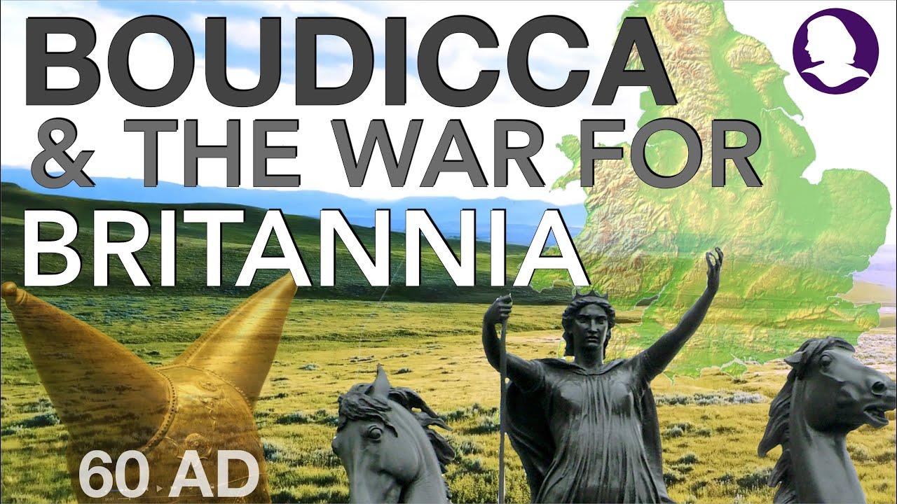 Boudicca & The Great British Rebellion (60/61 AD) // History Documentary