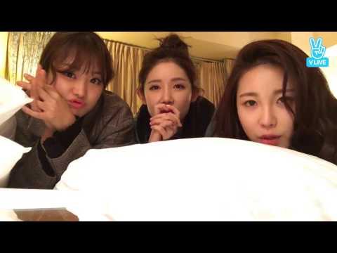 SECRET Greet from Osaka Hotel to Fans in Korea
