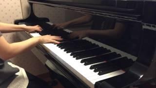 ピアノ演奏「SCARS/ジャニーズWEST」
